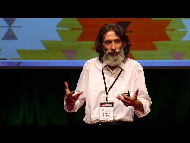Müslüman Mahallesinde Kilim Satmak   Hikmet Şırlak   TEDxReset