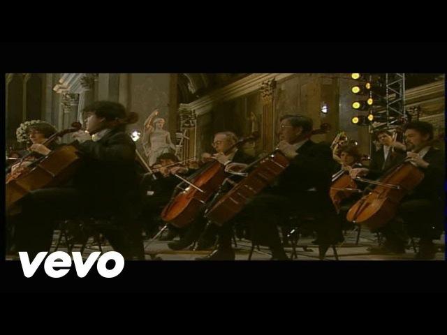 Andrea Bocelli - Pieta' Signore - Live From Basilica Di Santa Maria Sopra Minerva, Italy / 1999