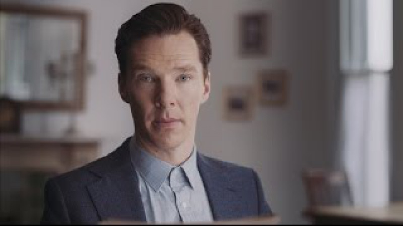 """""""My dearest one Benedict Cumberbatch reads Chris Barker's letter to Bessie Moore"""