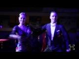 Vaidotas Lacitis - Veronika Golodneva   DSFO Megeve 2016   Solo English Waltz