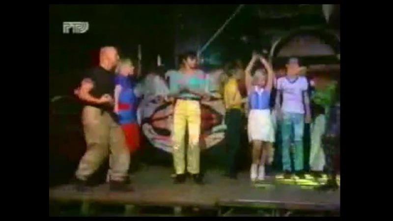 Русские Рейверы 90-х (телеканал РТР)