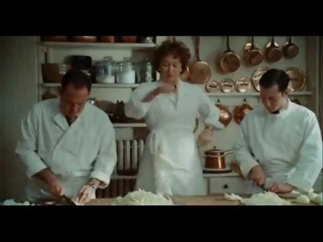 «Джули и Джулия: Готовим счастье по рецепту» (2009).