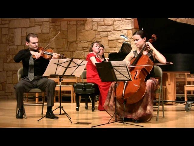 HAYDN - Piano Trio No. 39 in G major Hob. XV25 (Gypsy)