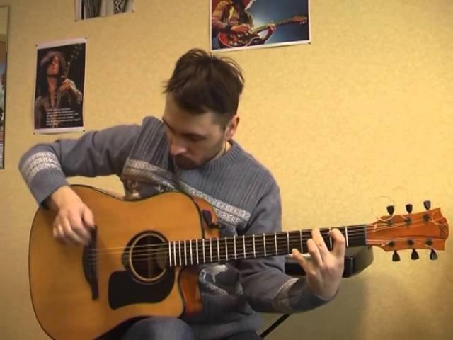Here i am - Bryan Adams (guitar cover) Валерий Трощинков