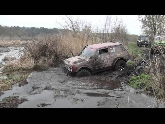оффроад Засадное место не Нива не УАЗ может ГАЗ66
