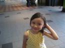 Лизе всего 4 годика, а она уже КРУТО катается на Heelys
