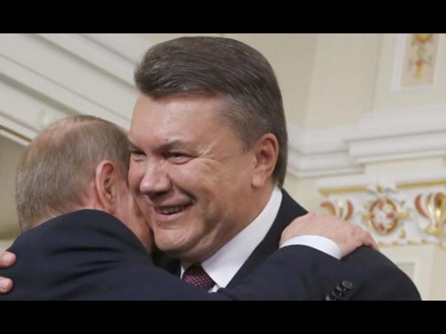 Владимир ПУТИН - Откровенно про Виктора ЯНУКОВИЧА, Леонида КУЧМУ