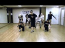BTS - Adult Child - mirrored dance practice video - 방탄소년단 어른아이 Bangtan Boys
