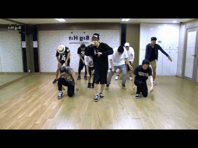 BTS Adult Child mirrored dance practice video 방탄소년단 어른아이 Bangtan Boys