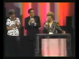 Ella Fitzgerald, Nancy Wilson, &amp Al Jarreau Performs