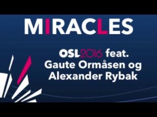Официальная мелодия - Чемпионата Мира по биатлону 2016 в Осло.