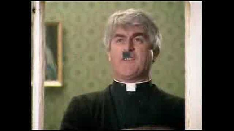 Racist Father Ted