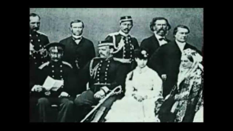 Вдовствующая императрица Мария Федоровна, часть 1