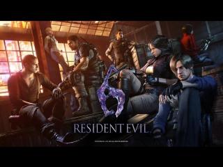 Прохождение Resident Evil 6 с Rick Channel - Крис и Пирс - #1