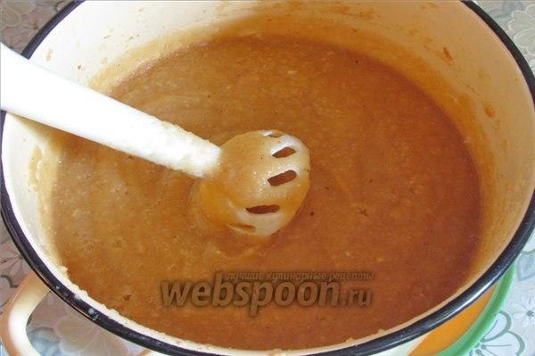 Как сделать суп-пюре без блендера
