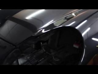 Как украсть фары с Porsche Cayenne за 5 сек