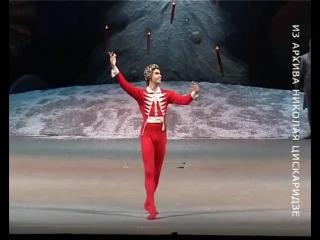 Анжелина ВОРОНЦОВА и Николай ЦИСКАРИДЗЕ Отрывки из балета П.И.ЧАЙКОВСКОГО