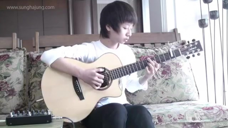 (Yiruma) Kiss_The_Rain - Sungha Jung - YouTube