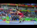 РИО-2016 65 кг 1_4 финала Тогрул Аскеров (Азербайджан) - Фрэнк Молинаро (США)
