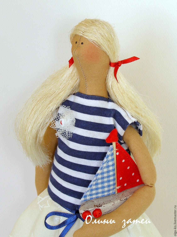 тильда морячка