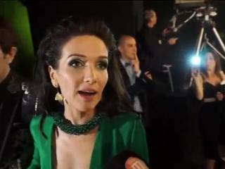 Наталия Орейро на премии Martin Fierro 2016
