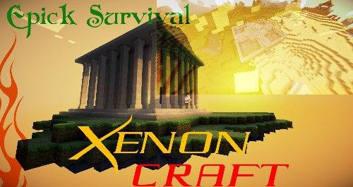 Уникальный сервер XenonCraft