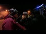 Надя Савченко провокатор з беркутом  Майдан. Небесна сотня.