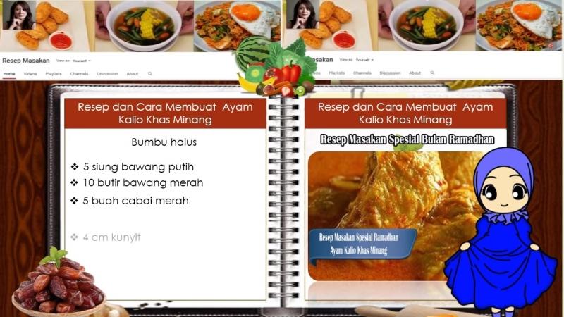 Resep Spesial Bulan Ramadhan Ayam Kalio Khas Minang Menu Buka Puasa dan Sahur