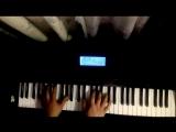 Василий Лазарчук-(Adele - Skyfall-piano cover)