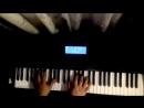 Василий Лазарчук-Adele - Skyfall-piano cover