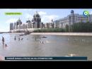 В Казахстане проверяют «дикие» пляжи