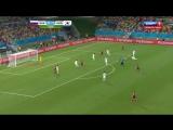 Чемпионат мира-2014, групповой этап. Южная Корея 1-1 Россия