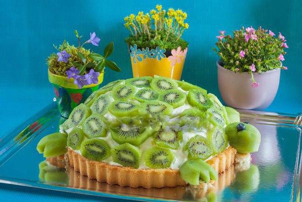 Рецепт и фото изумрудный черепахи