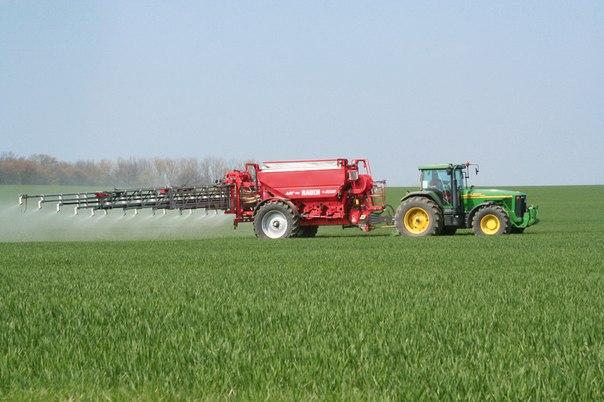 В районі розпочато збирання ранніх зернових та зернобобових культур