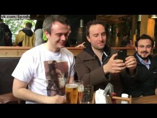 Мужик разыграл своего друга-эксгибициониста, который присылает голые фото / When Robin sent a dick pic to someone in the group