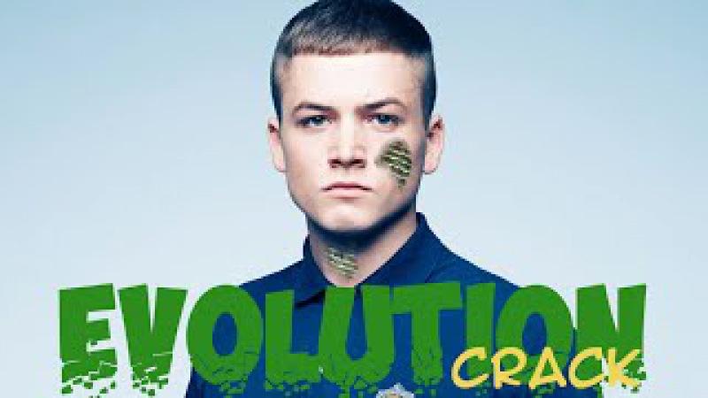Evolution || crack || the smoke || kevasbo