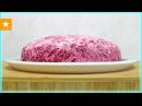 САЛАТ ШУБА вегетарианский вариант от Мармеладной Лисицы Постный рецепт