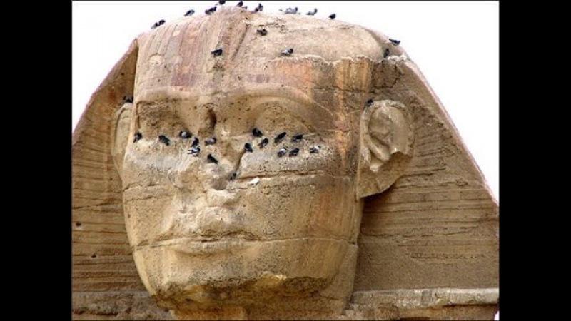 Сокровища древнего Египта. Тоннель под Сфинксом - источник волнового излучения!
