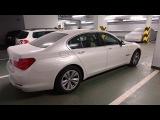 BMW-7 серия, 3 года эксплуатации BMW-750 в Европе. Интересное о BMW. Путешествуем по Европе на BMW.