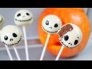 Как приготовить КЕЙК ПОПС/CAKE POPS Десерт на Хеллоуин Кулинарный поединок с Tastyweek