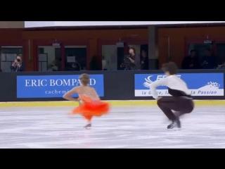 Промо. Екатерина Боброва и Дмитрий Соловьев. Александра Степанова и Иван Букин. #NHK15
