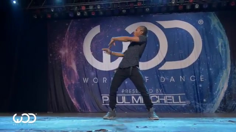 Fik-Shun _ FRONTROW _ World of Dance Dallas 2015 @WODDALLAS2015