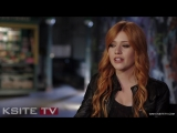 Shadowhunters- Kat McNamara (Clary Fray) Full Interview - KSiteTV