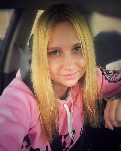 Настёна Соколова