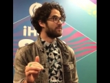 It's Darren Criss Live at #iHeart80s