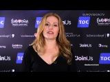 #askeurovision Question to Valentina Monetta (San Marino)