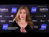 Valentina Monetta's message to the fans (San Marino)