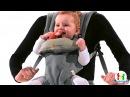 Ребёнок лицом вперёд в эрго рюкзаке Ergobaby 360