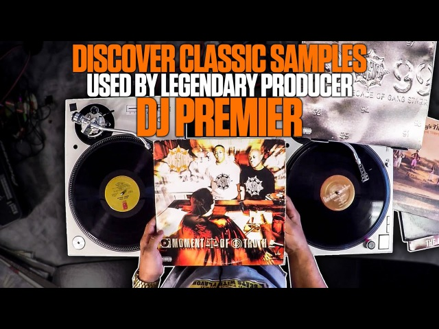 Celebrating Dj Premier And The Classic Samples Used On Iconic Gang Starr Albums!
