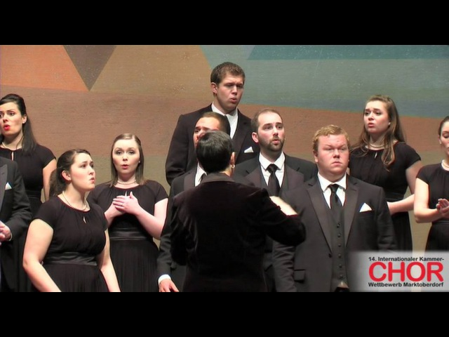 Dan Forrest: Good night, dear heart - University of Oregon Chamber Choir, Dir. Sharon J. Paul